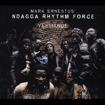 Cover art - Mark Ernestus' Ndagga Rhythm Force: Yermande