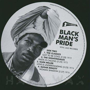 Cover art - Various Artists: Studio One: Black Man's Pride