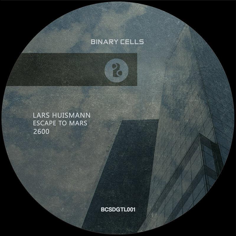 Cover art - Lars Huismann: 2600