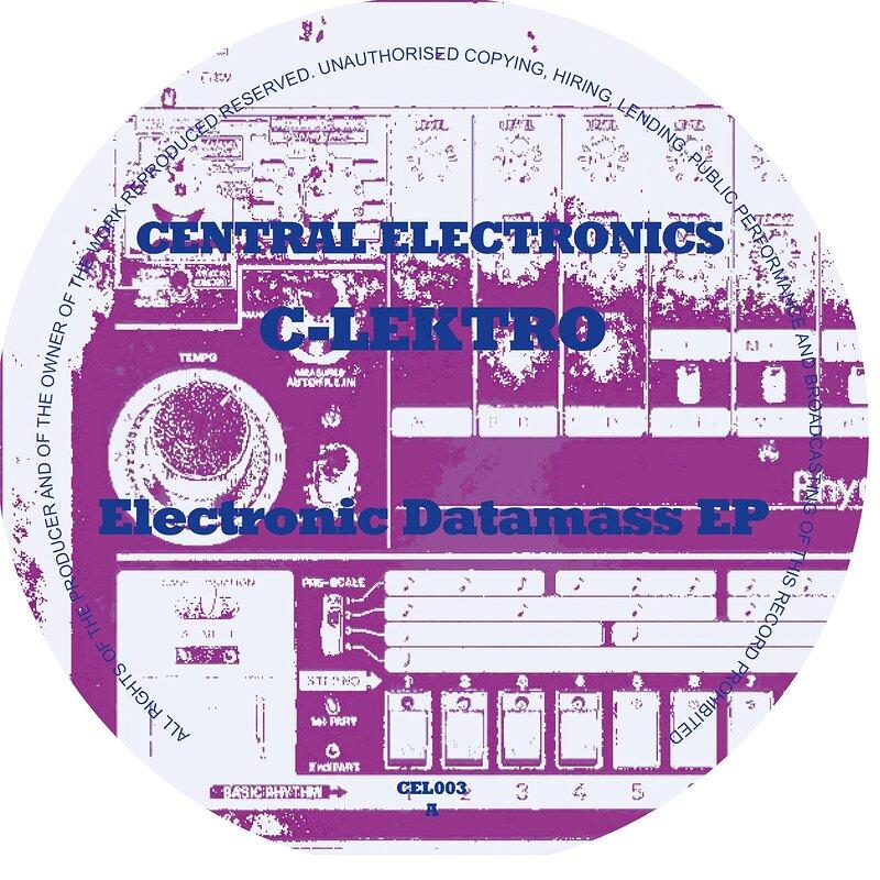 Cover art - C-lektro: Electronic Datamass EP