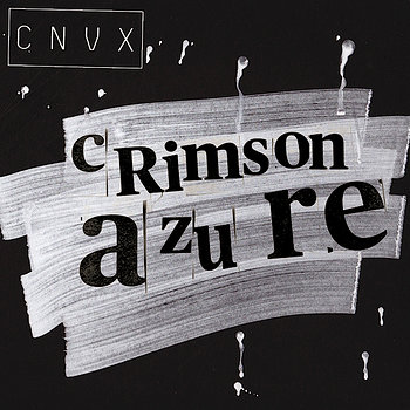 Cover art - Kid Drama: Crimson / Azure EP