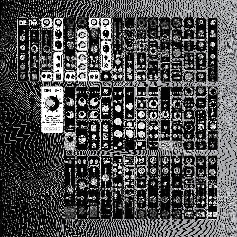 Cover art - Various Artists: DE:10.10