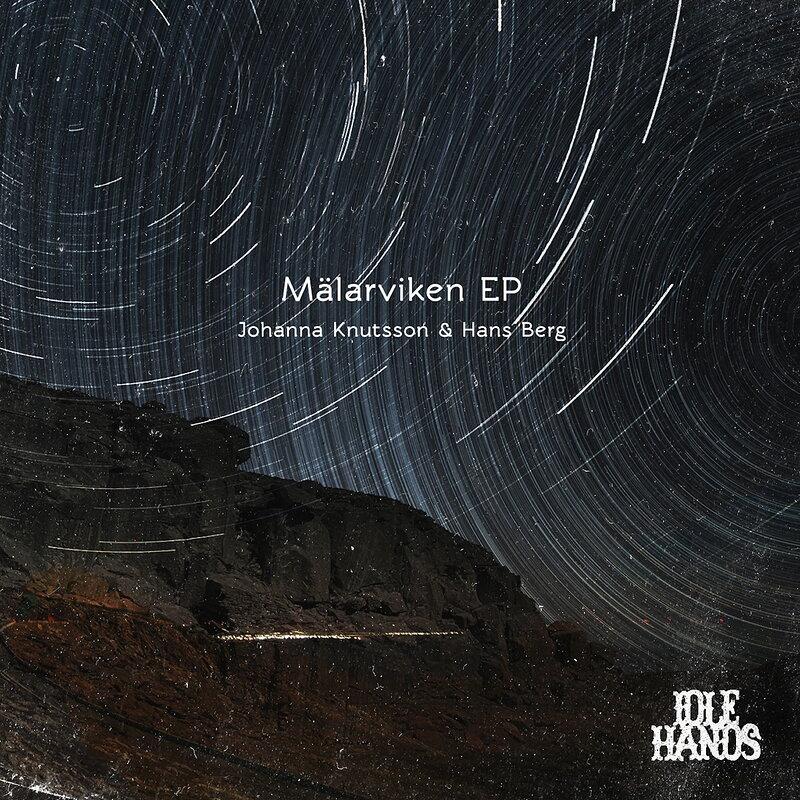 Cover art - Johanna Knutsson & Hans Berg: Mälarviken EP