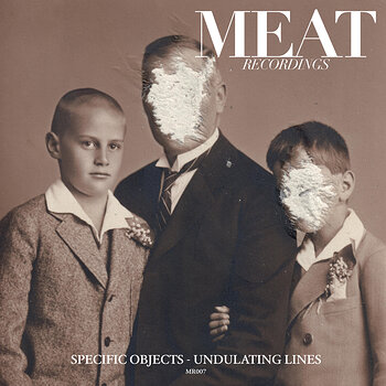 Cover art - Specific Objects: Undulating Lines