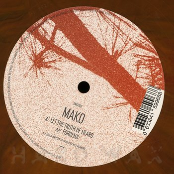 Cover art - Mako: Let The Truth Be Heard