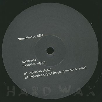 Cover art - Hydergine: Inductive Signal