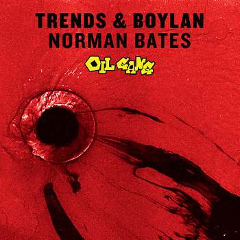 Cover art - Trends & Boylan: Norman Bates