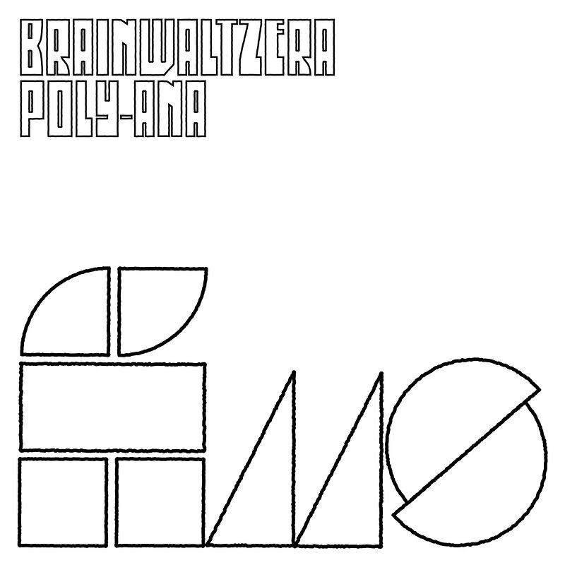 Cover art - Brainwaltzera: Poly-Ana