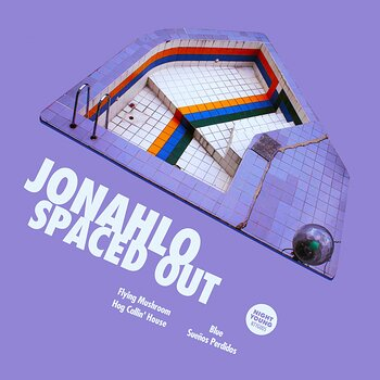 Cover art - Jonahlo: Spaced Out