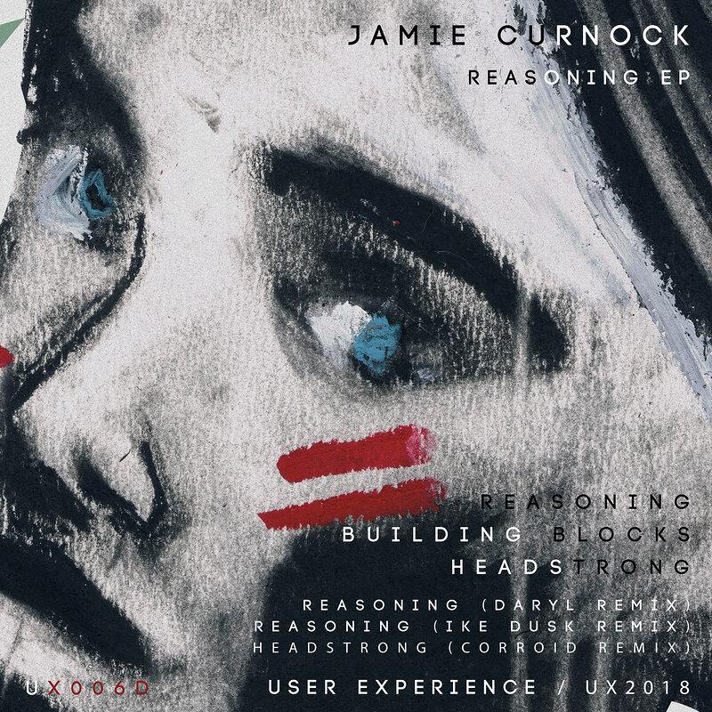 Cover art - Jamie Curnock: Reasoning EP
