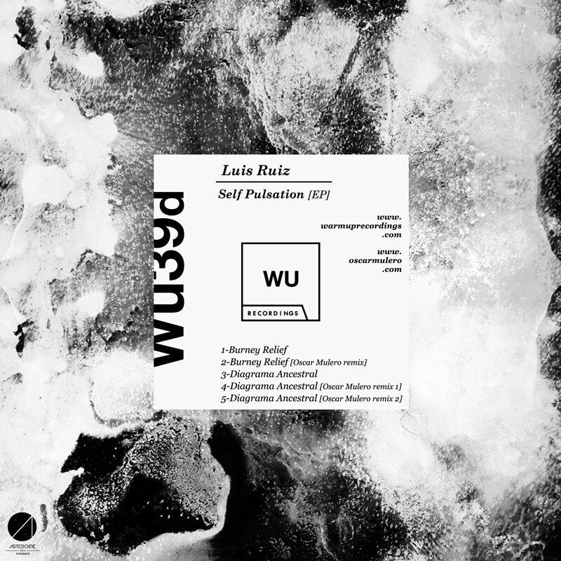 Cover art - Luis Ruiz: Self Pulsation EP