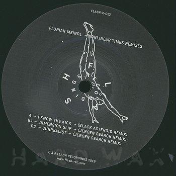 Cover art - Florian Meindl: Nonlinear Times Remixes