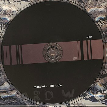 Cover art - Monolake: Interstate