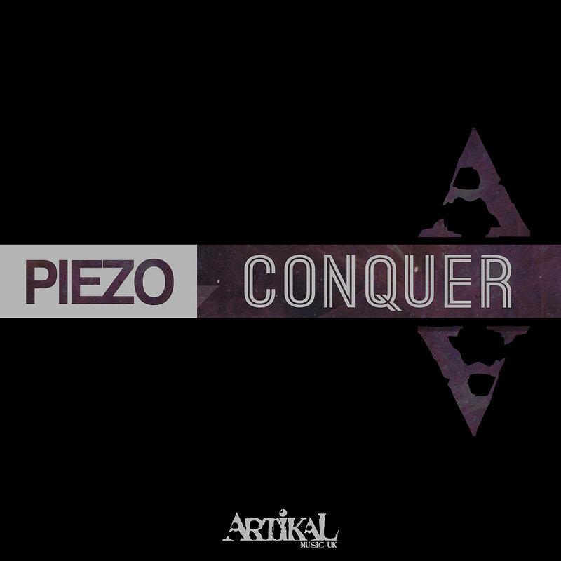 Cover art - Piezo: Conquer