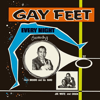 Cover art - Various Artists: Gay Feet Every Night