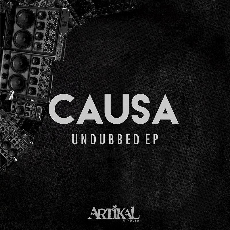 Cover art - Causa: Undubbed EP