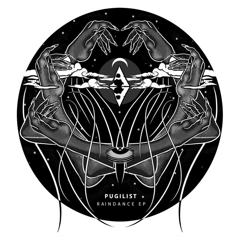 Cover art - Pugilist: Raindance EP