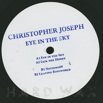 Cover art - Christopher Joseph: Eye in the Sky