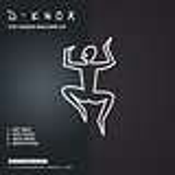 Cover art - D-Knox: The Human Machine