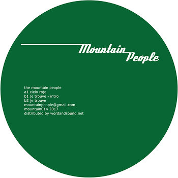Cover art - The Mountain People: Mountain People 14
