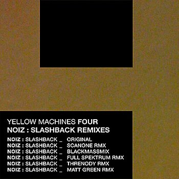 Cover art - Noiz: Noiz: Slashback Remixes