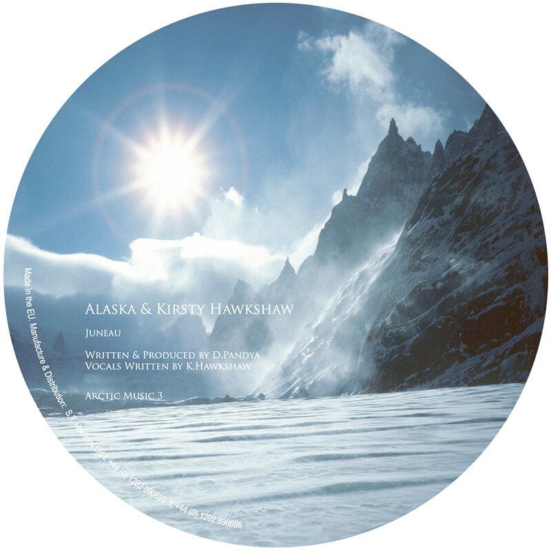 Cover art - Alaska & Kirsty Hawkshaw: Juneau
