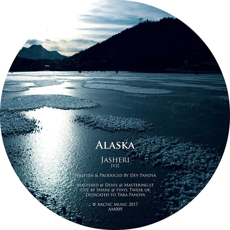 Cover art - Alaska: Jasheri