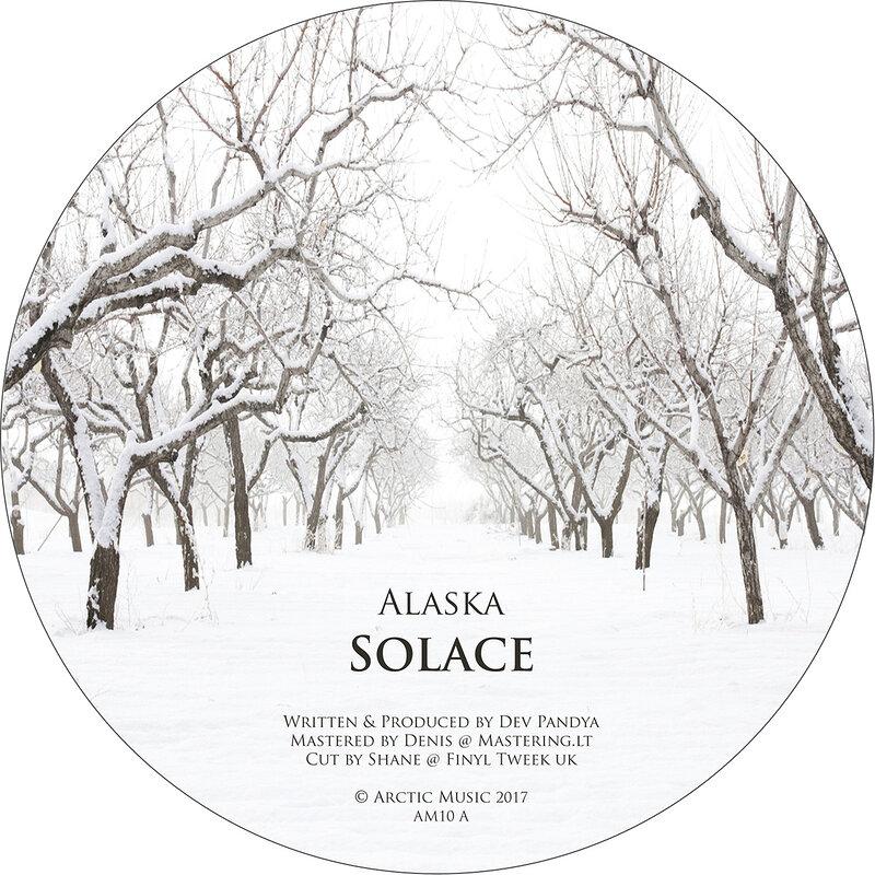 Cover art - Alaska: Solace