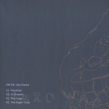 Cover art - Jay Clarke: Visualize