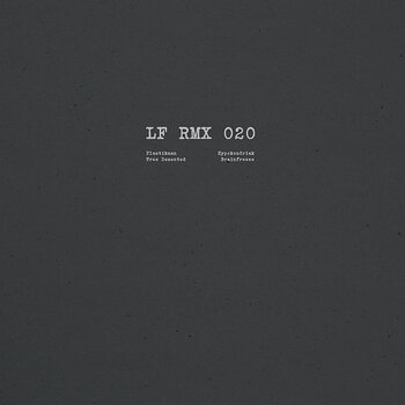 Cover art - Various Artists: LF RMX 020
