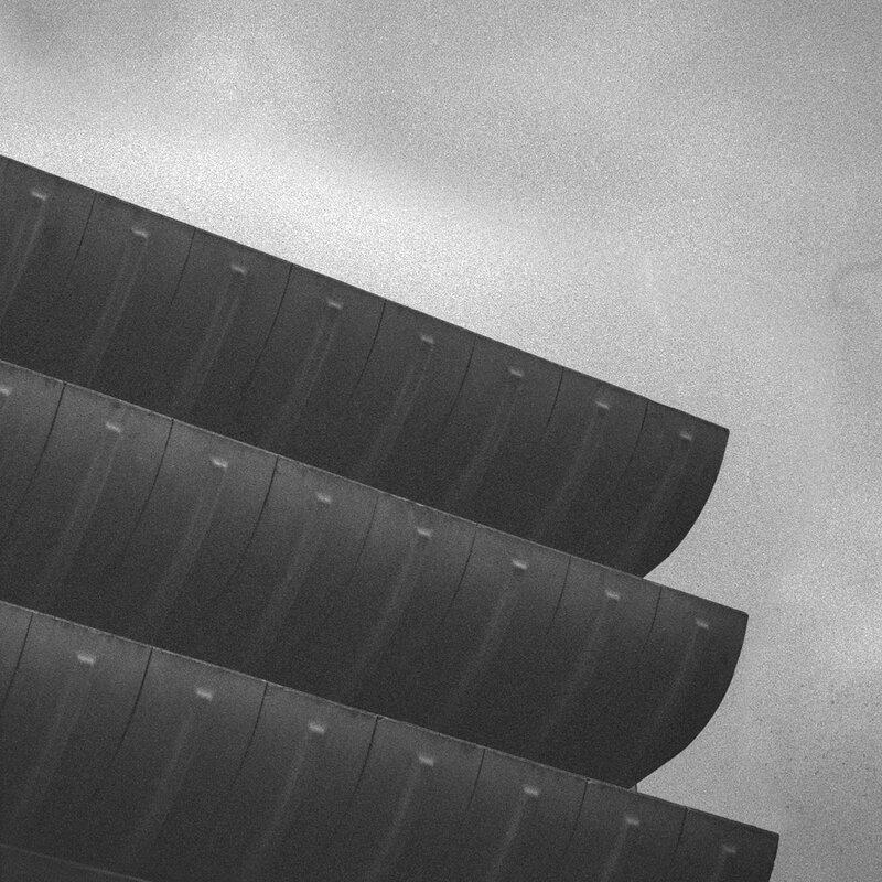 Cover art - Rainer Veil: New Brutalism