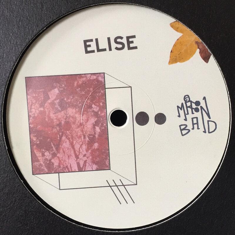Cover art - Elise: Leaves from Yoyogi