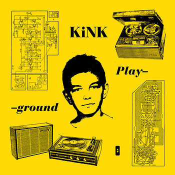 Cover art - Kink: Playground