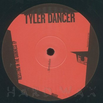 Cover art - Tyler Dancer: Resisting In The Darkness