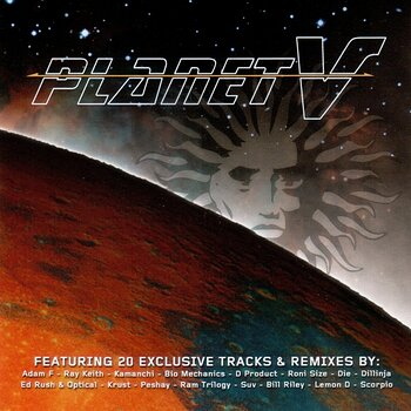 Cover art - Various Artists: Planet V