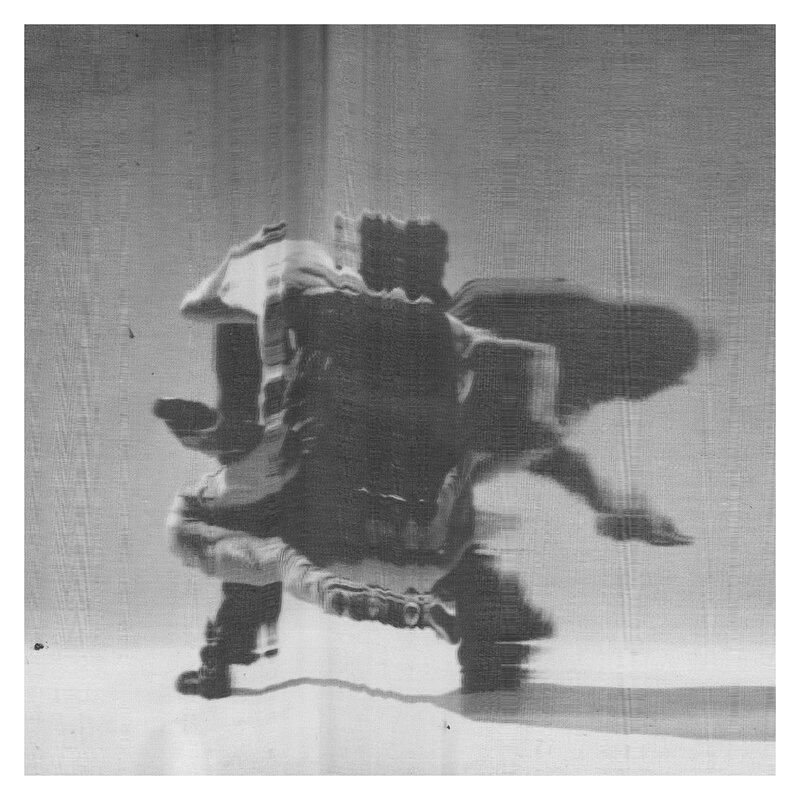 Cover art - Gabriel Saloman: Movement Building Vol.2