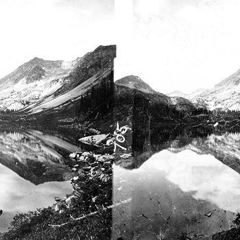 Cover art - Kassel Jaeger & Stephan Mathieu & Akira Rabelais: Zauberberg