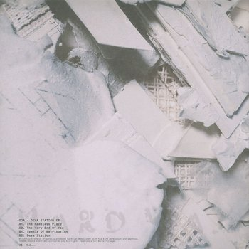 Cover art - Q3A: Deva Station EP