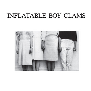 Cover art - Inflatable Boy Clams: Inflatable Boy Clams