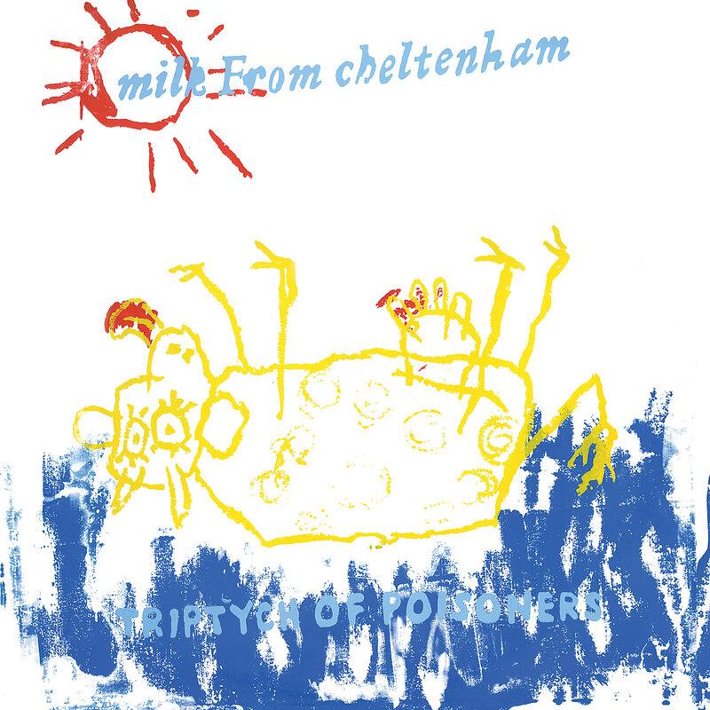 Cover art - Milk From Cheltenham: Triptych of Poisoners