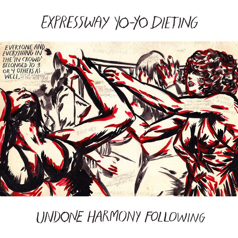Cover art - Expressway Yo-Yo Dieting: Undone Harmony Following