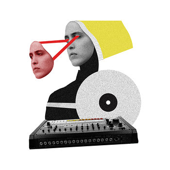Cover art - Helena Hauff: Have You Been There, Have You Seen It