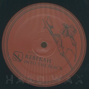 Cover art - Rebekah: Into The Black