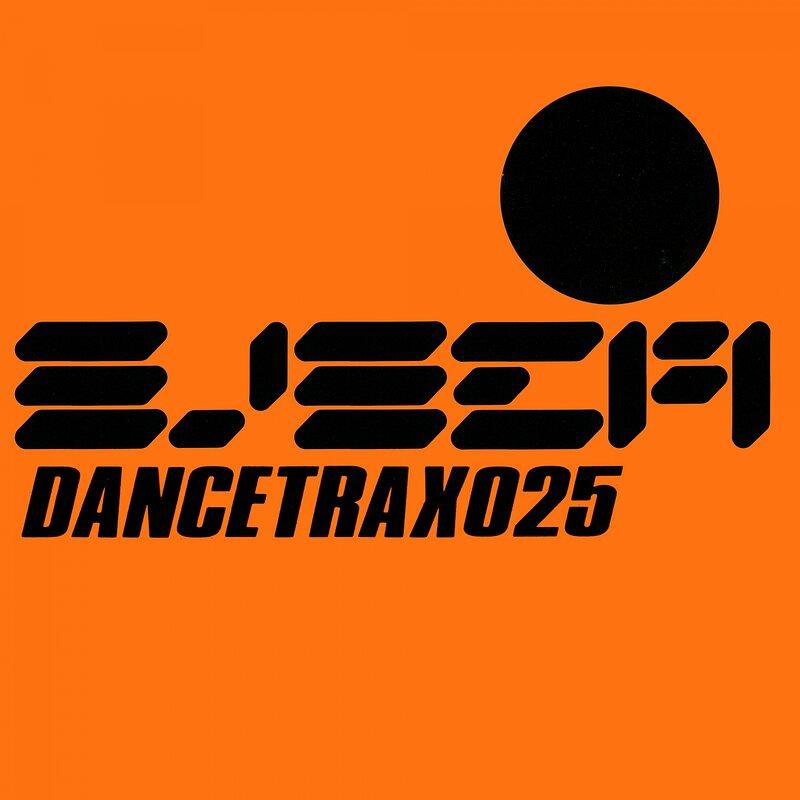 Cover art - Ejeca: Dance Trax Vol. 25