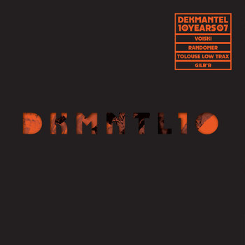 Cover art - Various Artists: Dekmantel 10 Years 07