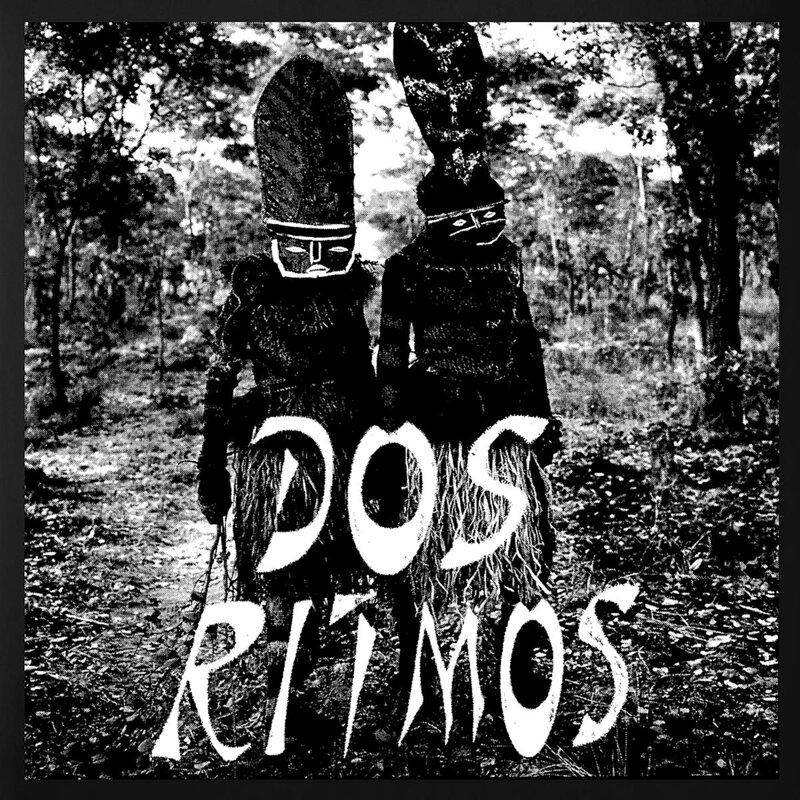 Cover art - Dos Ritmos: Antropophony EP