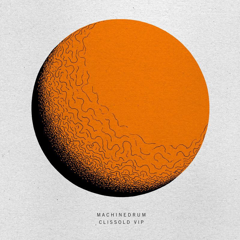 Cover art - Fracture & Neptune: Clissold (Machinedrum VIP)