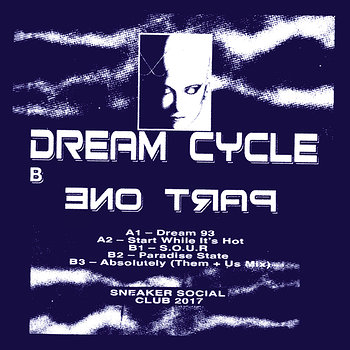 Cover art - Dream Cycle: Part One EP