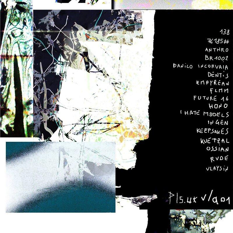 Cover art - Various Artists: VA/01 DGTL