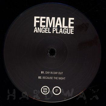 Cover art - Female: Angel Plague